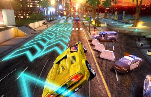 Asphalt Overdrive, un spin-off de la série sur Android (et iOS)
