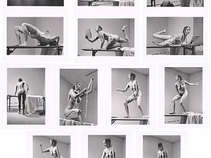 1973 76 Interior Scroll @ Carolee Schneemann.