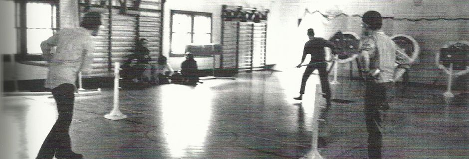 Flux-Sports. 1970. Old Gym. Douglass College. Photos : Peter Moore