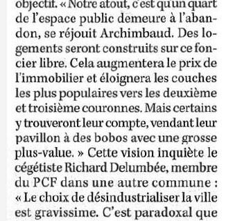 Montreuil a mauvaise presse !