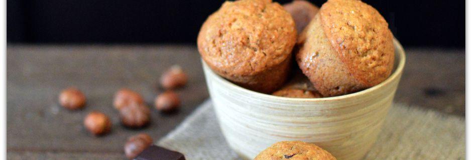 Mini-Moelleux Noisette - Chocolat