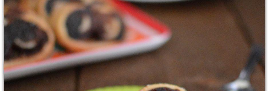 Minis Palmiers au Chocolat