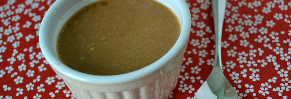 Petits pots de crème au Toblerone®
