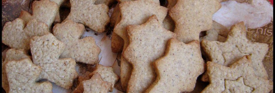 Schwowebredele (petits gâteaux de Noël alsaciens)