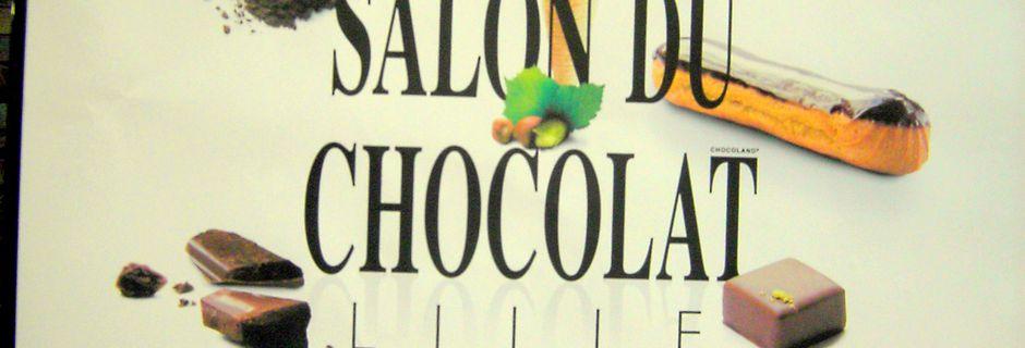 Salon du Chocolat Lille 2011... 1 évènement innovant dans notre région