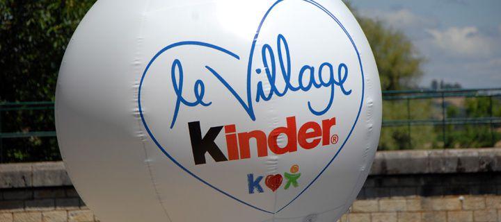 Le village et le programme Kinder
