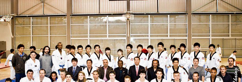 club taekwondo olivet