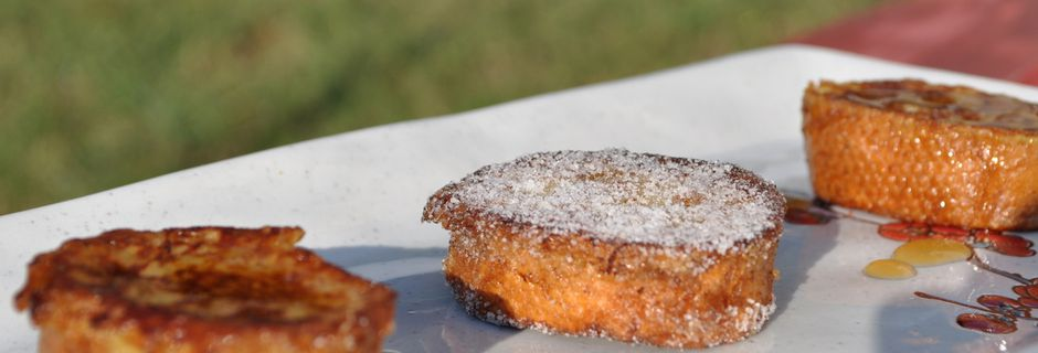 Pain Perdu - French Toast.