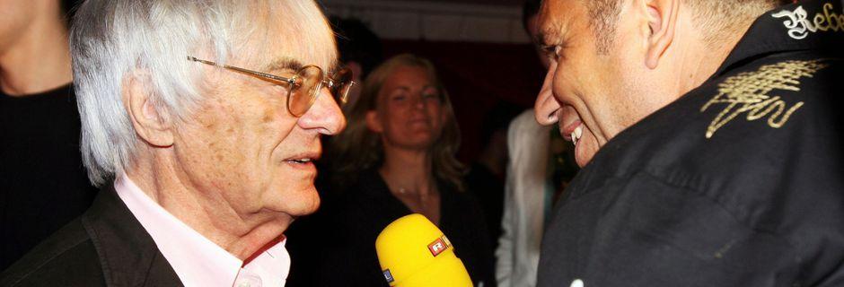 Bernie Ecclestone mis en examen à Munich