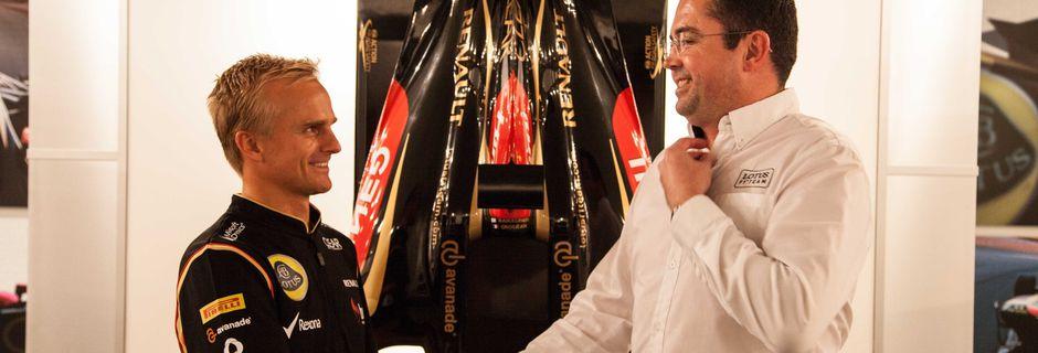 Lotus trouve finalement un accord avec Heikki Kovalainen