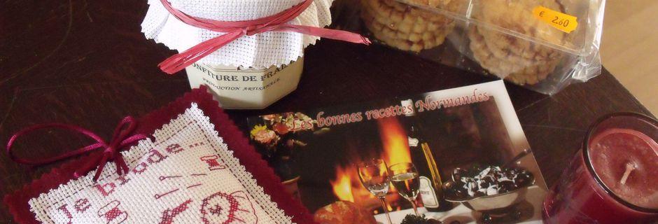 échange gourmand de Sylvie et Séverine