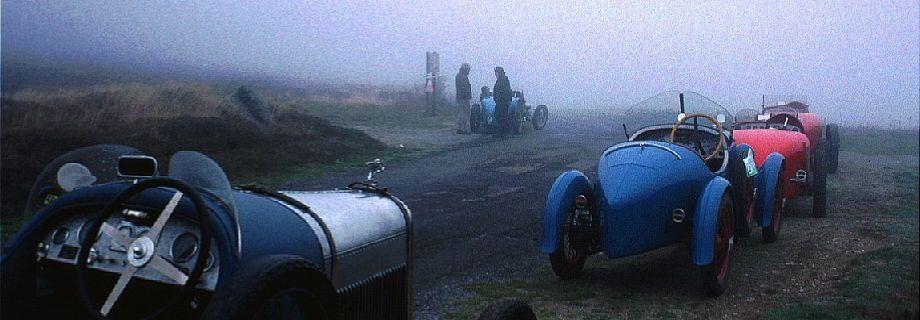 L'hiver est doux : sortons les voitures !