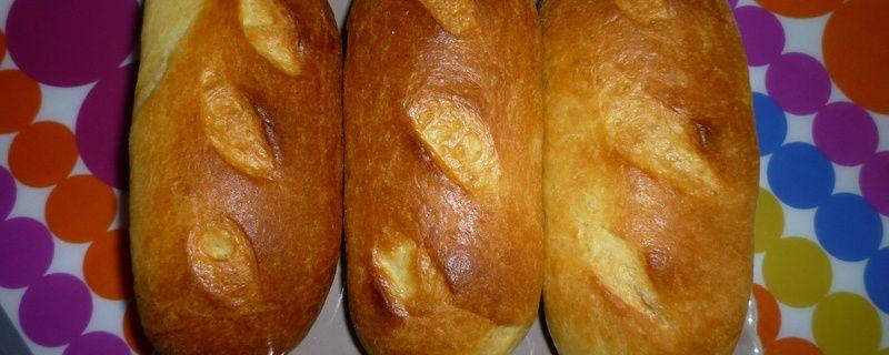Brioche de Julia Child façon pain au lait...