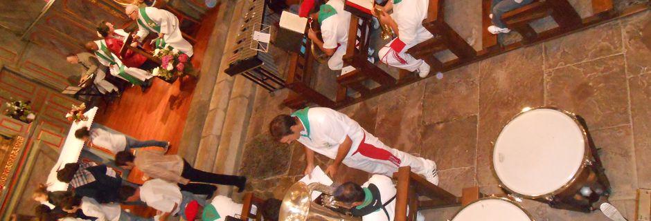 une kermesse au pays basque