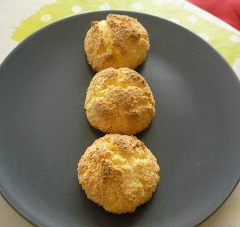 Rochers à la noix de coco téstés et approuvés