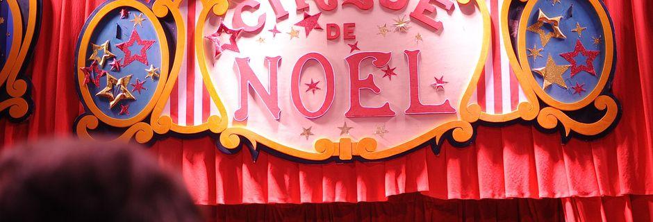 Evénement au Cirque de Noël Bouglione