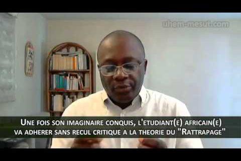 """Le """"Développement"""" comme discours d'aliénation - par Nzwamba Simanga"""