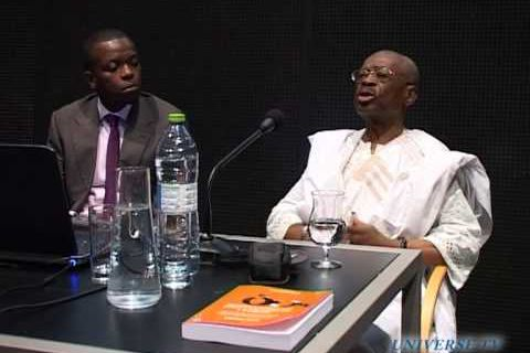 Intervention Du Pr. Bemba Bong à Anvers Le 1er Juin 2013