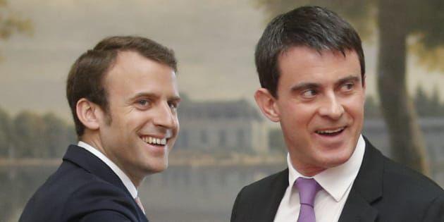 Valls, Macron, Mélenchon, qui sont les Brutus de la politique?
