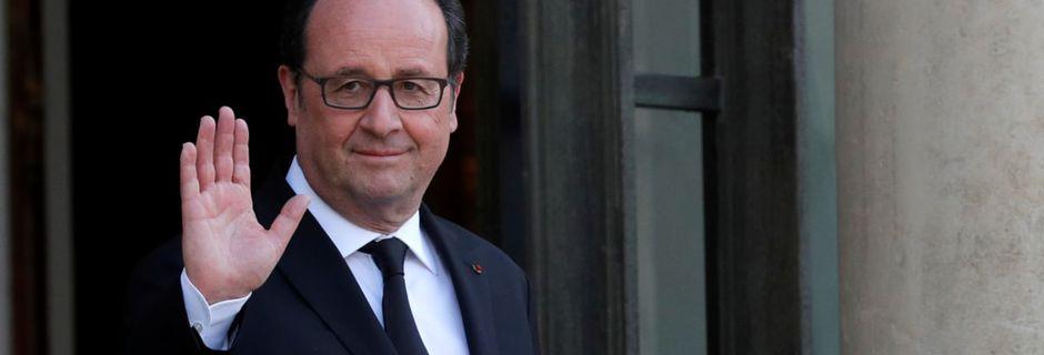 """EXCLUSIF - La lente convalescence de Hollande sur fond de soupçon de """"cabinet noir"""""""