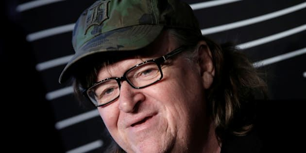 Michael Moore sort un film surprise sur Donald Trump