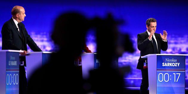 """En plein débat, Sarkozy a taclé Juppé, """"Quotidien"""" l'a décrypté"""