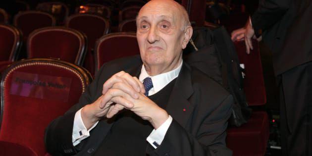 Pierre Tchernia est mort à l'âge de 88 ans