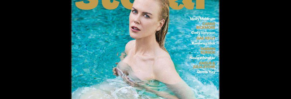 Nicole Kidman, 50 ans : Plus hot que jamais pour...