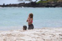 Photos : Shakira en bikini sexy à Hawaii !