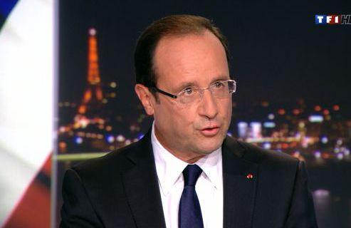 """Hollande se donne deux ans pour """"redresser la France"""""""