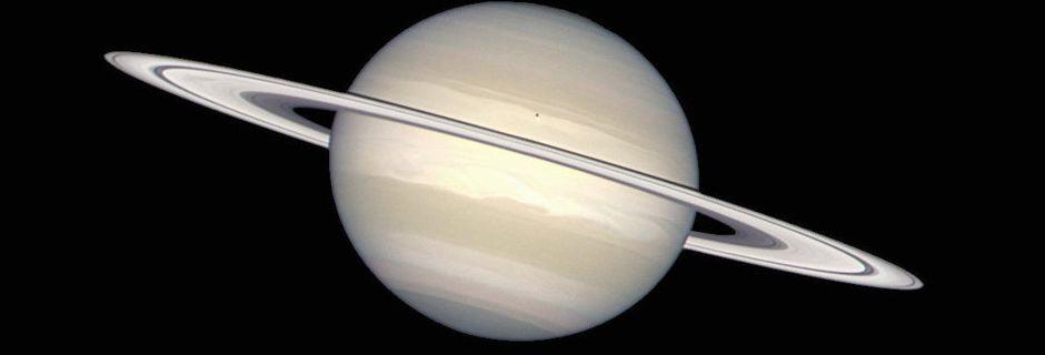Le mystère des anneaux de Saturne bientôt...