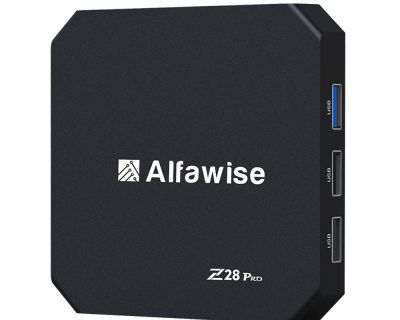 Alfawise Z28 Pro TV Box  - 2G RAM + 16G actually available on gearbest.com with a coupon code and a very low price!