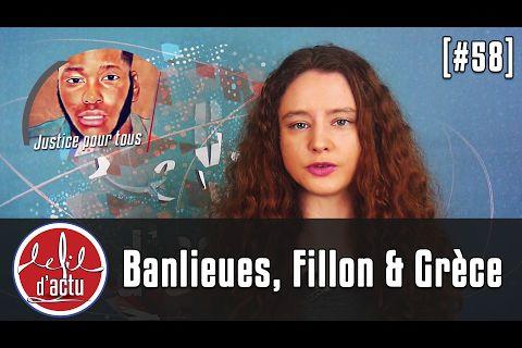WWIII : La FRANCE des Banlieues en Flammes ainsi que les prix des légumes, François Fillon Président pour la France?