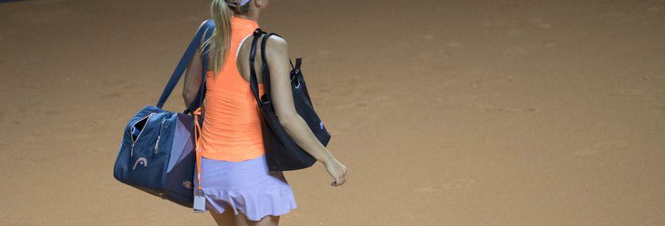 Roland Garros: privée d'invitation, Maria Sharapova ne pourra pas participer au tournoi parisien