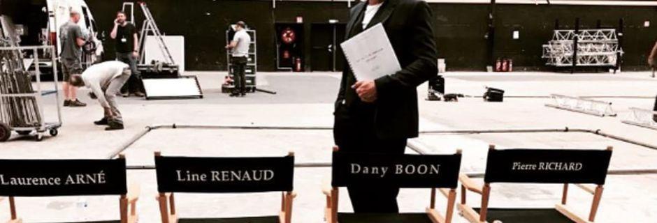 """Dany Boon dévoile la totalité du casting de """"Une jolie Ch'tite famille"""""""