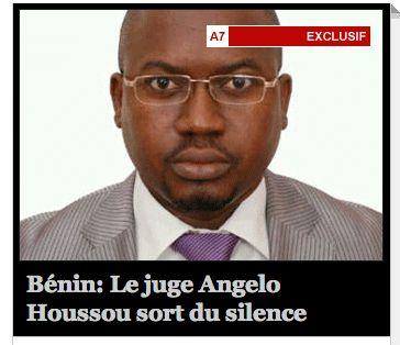 Retour sur les propos du juge Angelo Houssou à Afrika7