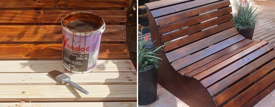 fauteuil de jardin (tutoriel gratuit - DIY)