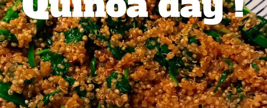 Quinoa Bowl !