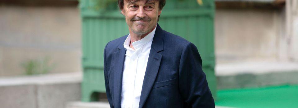 Avec la nomination de Nicolas Hulot, l'action EDF joue au Yoyo.