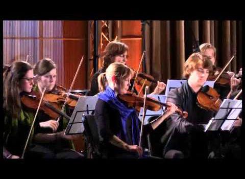 L'orchestre « ARCANGELO » de Lille à Tlemcen : 2ème édition