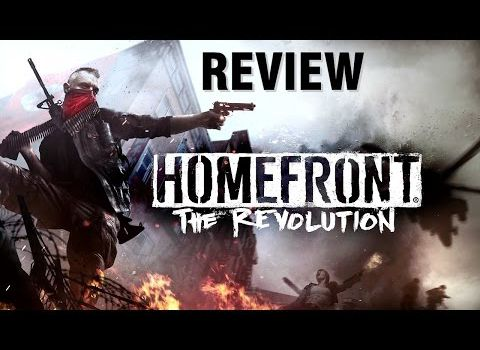VideoTest ~ Homefront: The Revolution (PC)