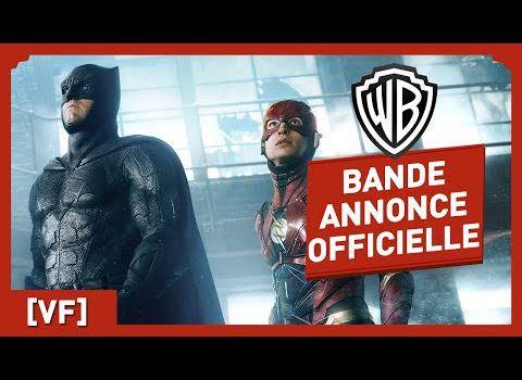 Justice League dernière bande-annonce