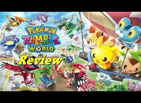 VideoTest ~ Pokémon Rumble World (3DS)