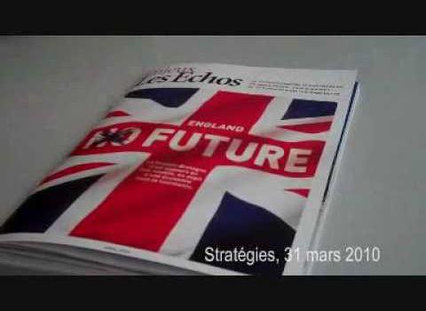 Regarder une vidéo dans un magazine