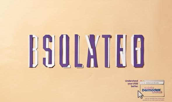 #Pub/typo : Dermodex by Fisher&Friends Brazil