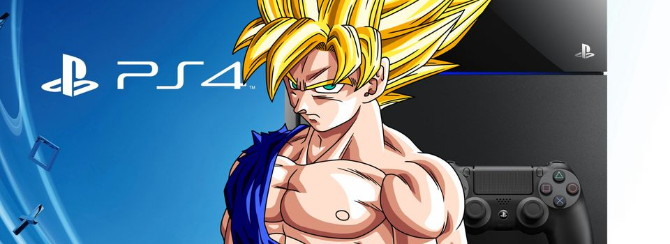 Dragon Ball arrive sur PS4