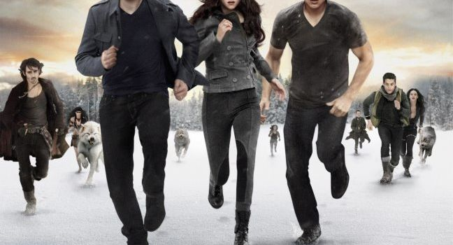 Breaking Dawn II: New Poster