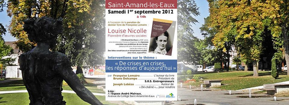 "LOUISE NICOLLE : Une ""Don Bosco"" du Nord de la France"