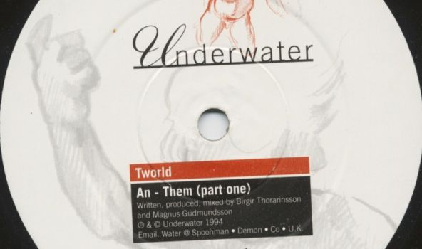 T-World - An-Them EP (1994)