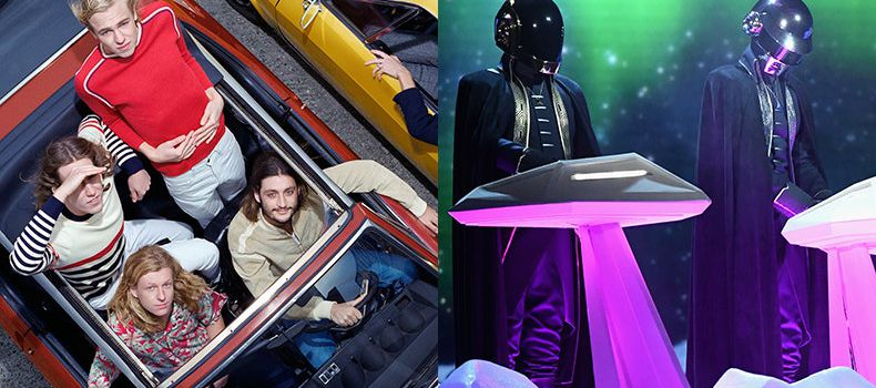 """Parcels Team With Daft Punk on New Song """"Overnight"""""""